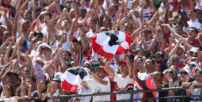Torcida pode adquirir os ingressos da partida do São Paulo