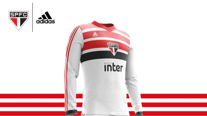 16667b0356515 Novas ideias de uniforme para a Adidas – Arquibancada Tricolor