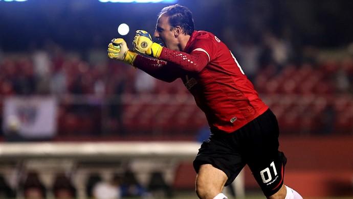 Rogério Ceni, entre os melhores goleiros da história