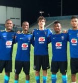 Tricolores na Seleção sub-20