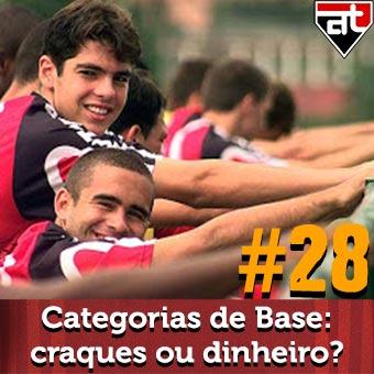 ArquibanCast #28 - Categorias de Base: craques ou dinheiro?
