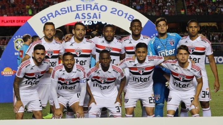 São Paulo em 2018