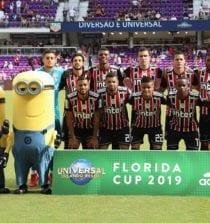Tricolor encerra a participação na Florida Cup