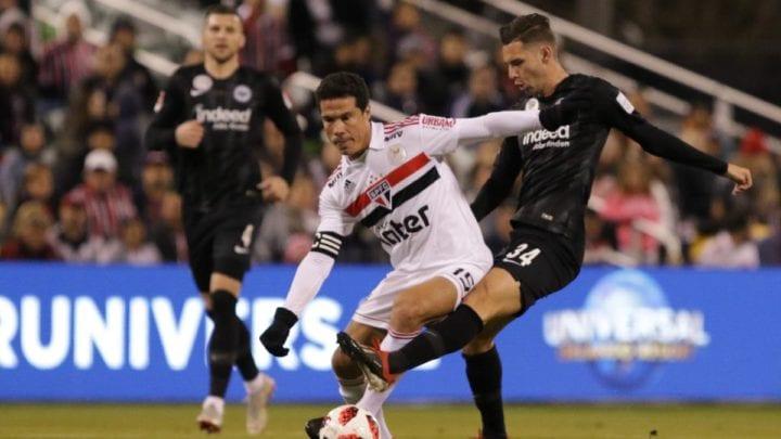 Hernanes - Foto: Rubens Chiri / saopaulofc.net