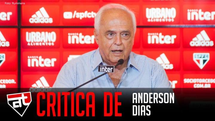 Critica - Anderson Dias
