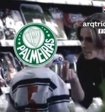Menino birrento esse Palmeiras!