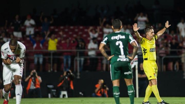 São Paulo e Palmeiras
