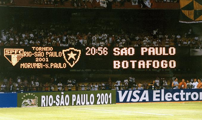 Rio-SP 2001