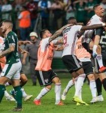 São Paulo se classifica