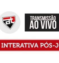 Live AT - Pós Jogo