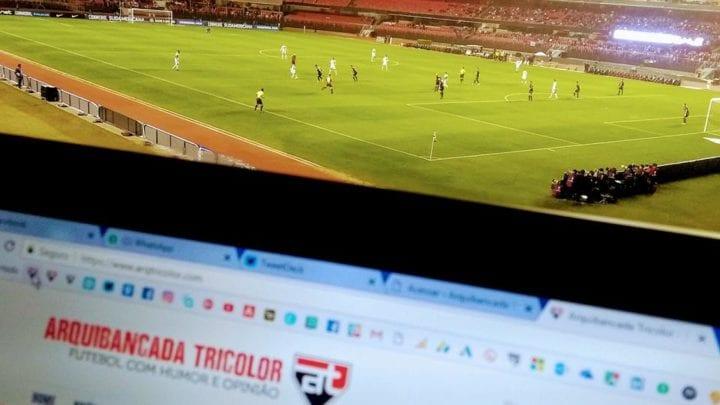 Arquibancada Tricolor - Futebol com Humor e Opinião