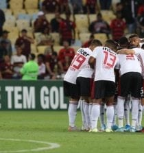 São Paulo e Flamengo empatam