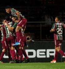 Derrota para o Fluminense