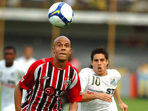 Alex Silva em 2008