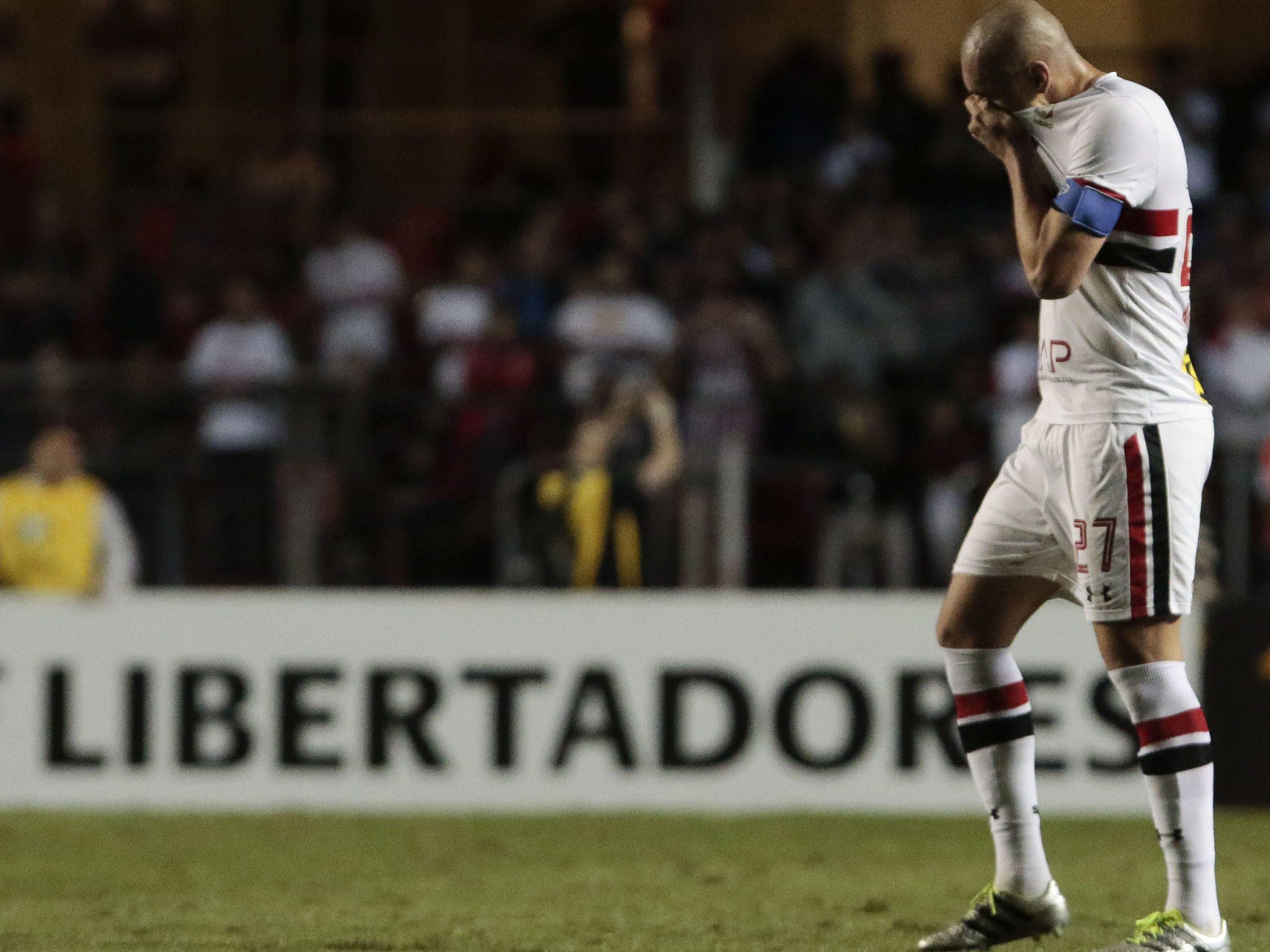 Maicon Roque ex-São Paulo pode estar a caminho do Flamengo