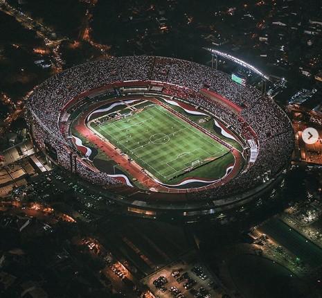 Morumbi - São Paulo 3x0 LDU
