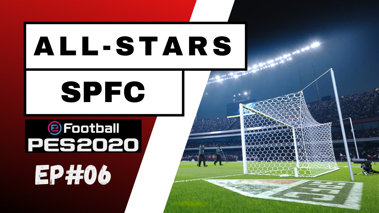 PES 2020 - SPFC All-Stars