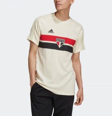 Camisa do São Paulo - Adidas