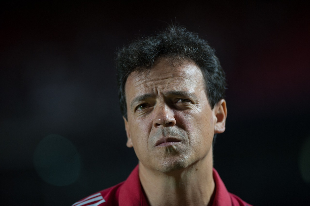 Fernando Diniz - São Paulo