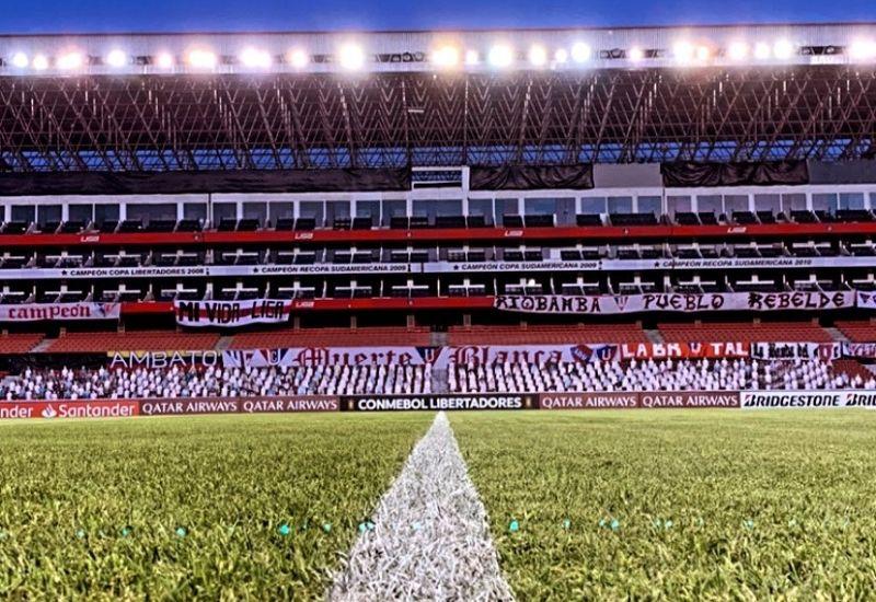 São Paulo e LDU se enfrentam na Libertadores