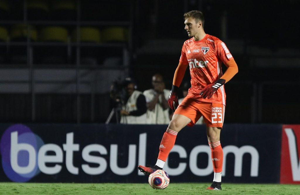 Lucas Perri - São Paulo