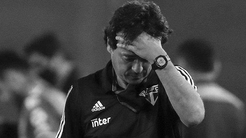 O São Paulo é eliminado pelo Lanús na Copa Sul-Americana