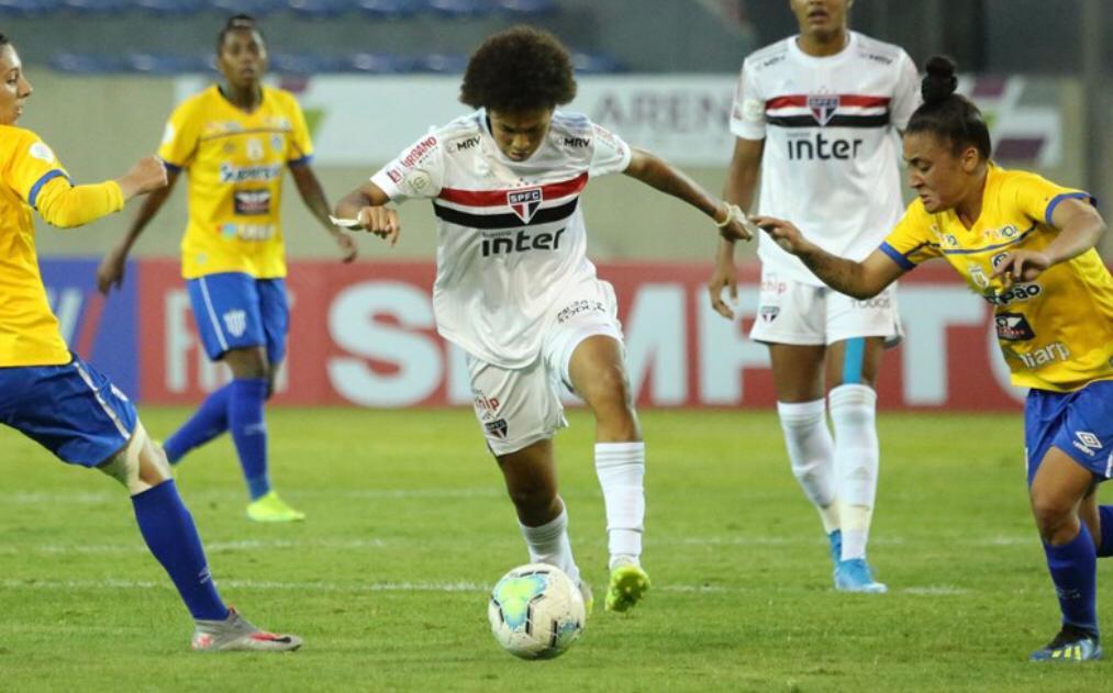 São Paulo e Avaí Kindermann se enfrentam em partida decisiva