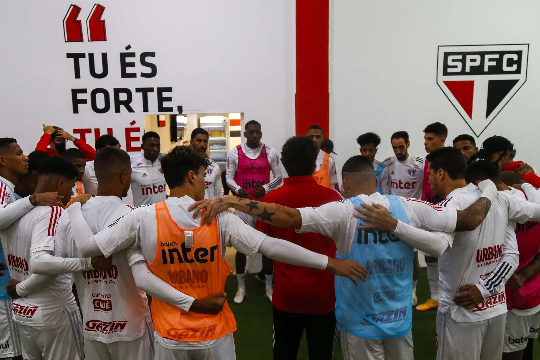 São Paulo- jogadores