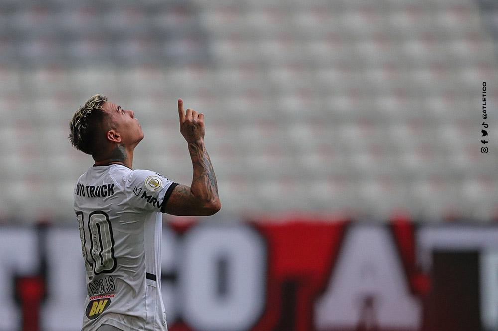São Paulo e Atlético Mineiro se enfrentam hoje no Morumbi