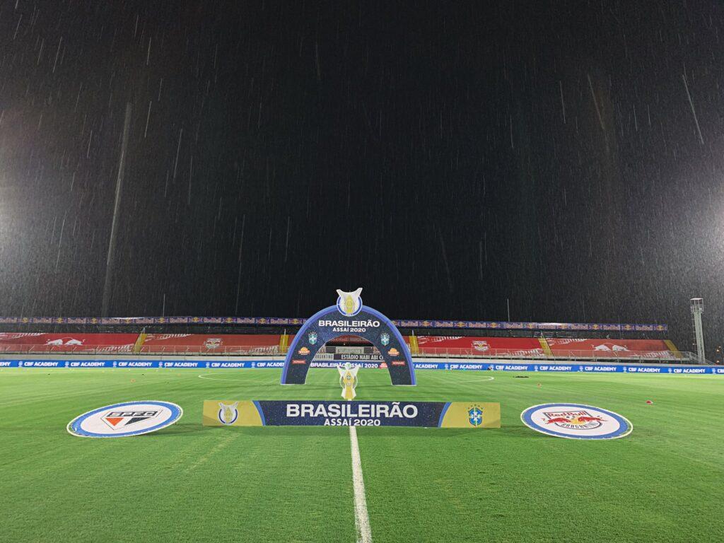 RB Bragantino e São Paulo