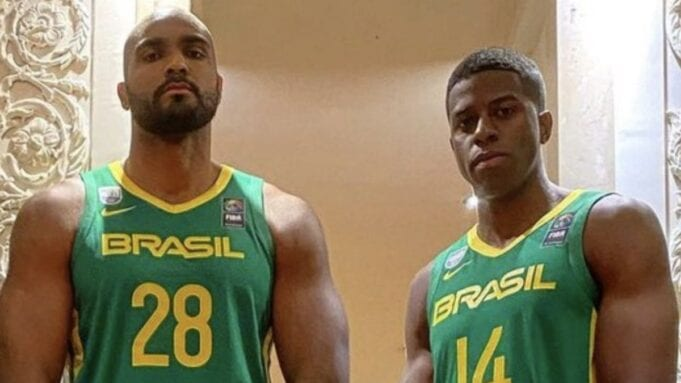 Lucas Mariano e Georginho foram convocados para a Seleção Brasileira