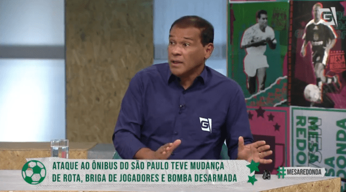 Muller fala sobre a atual situação do São Paulo