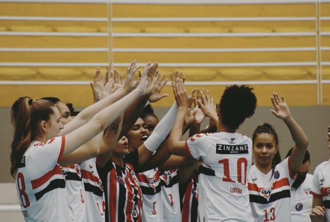 São Paulo/Barueri e Sesc/Flamengo se enfrentam na Superliga