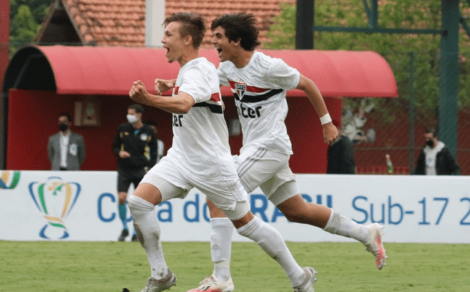 São Paulo e Fluminense se enfrentam na final da Copa do Brasil Sub-17