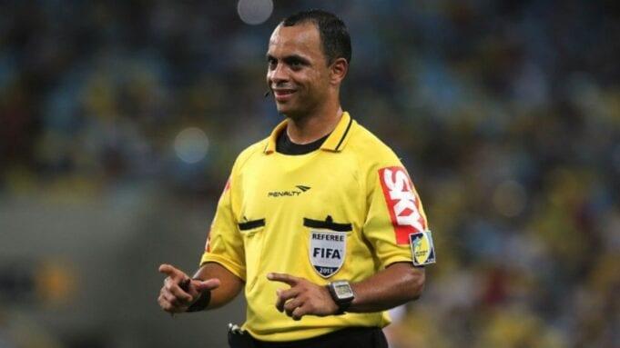 Wilton Pereira Sampaio apita Athletico Paranaense x São Paulo pelo Brasileirão