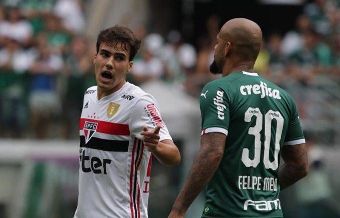 São Paulo e Palmeiras jogam no Morumbi pelo Brasileirão