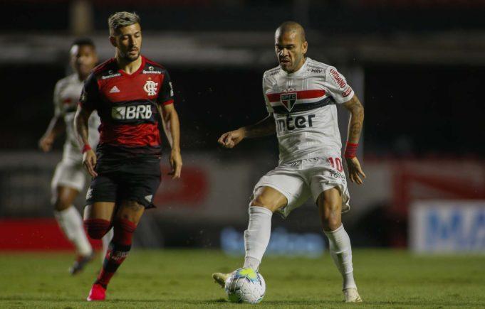 São Paulo e Flamengo se enfrentam no Morumbi pela última rodada do Brasileirão
