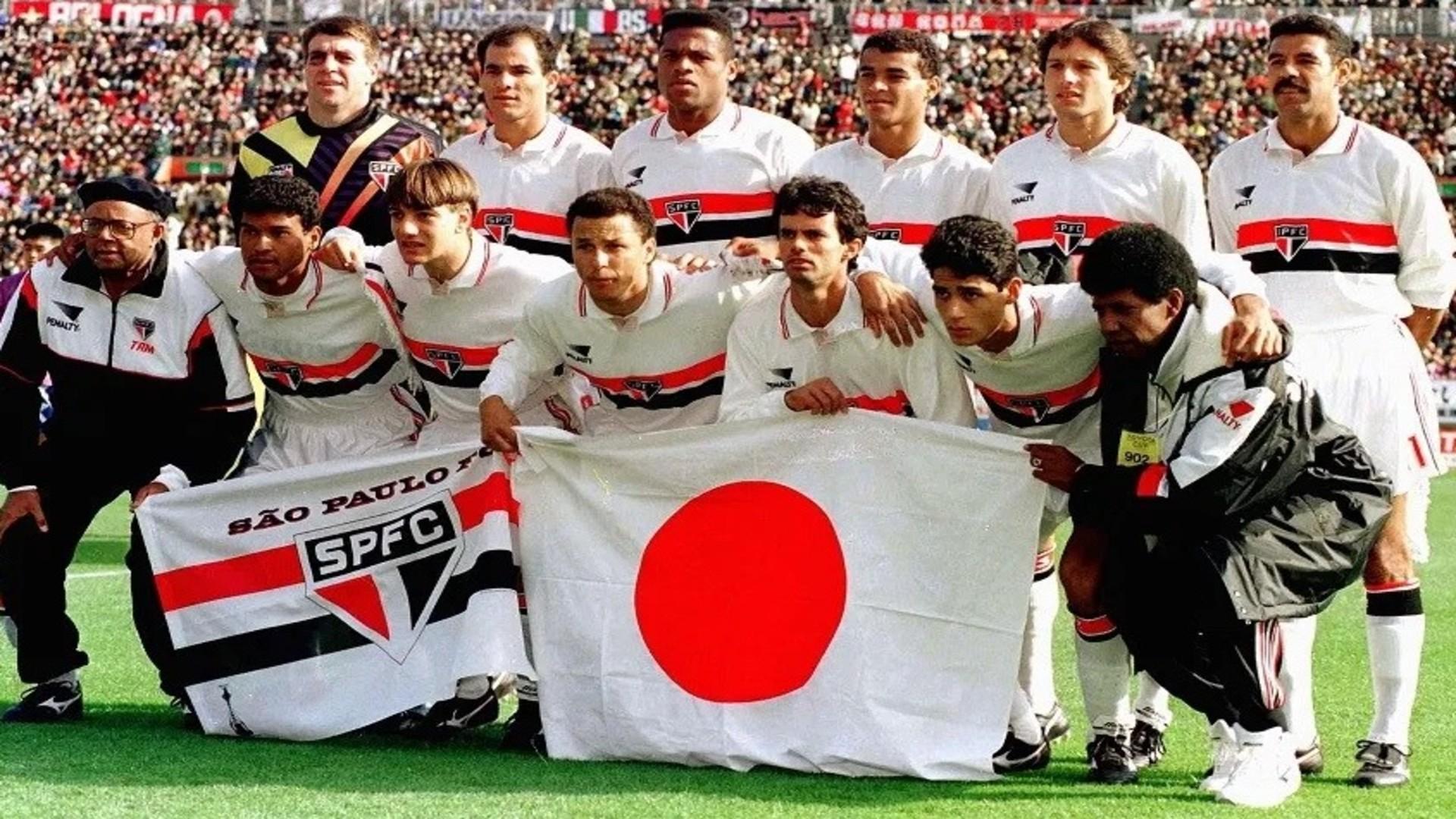 Mundial Interclubes 1993 – Arquibancada Tricolor