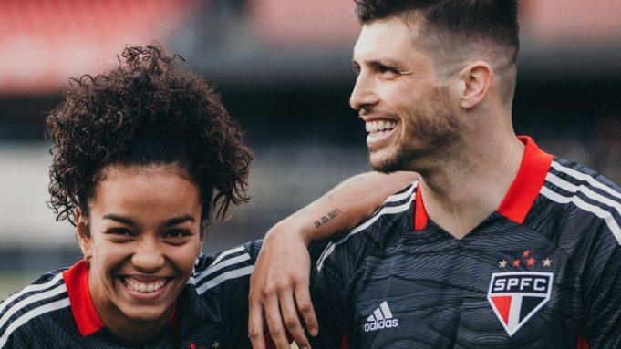 Nova camisa de goleiros do São Paulo é lançada pela Adidas