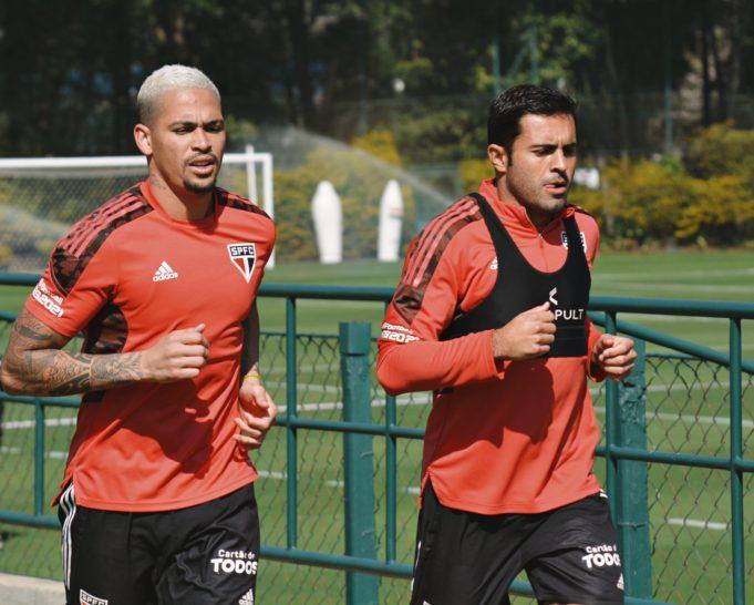 Atualização sobre os jogadores lesionados do São Paulo