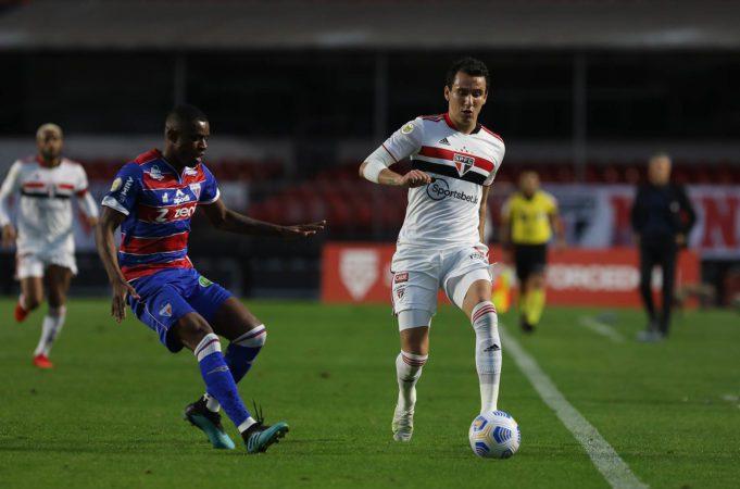 Fortaleza não vence desde a vitória contra o Palmeiras no Allianz Park